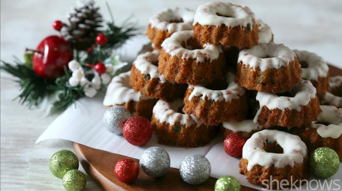 Cool holiday desserts you make only
