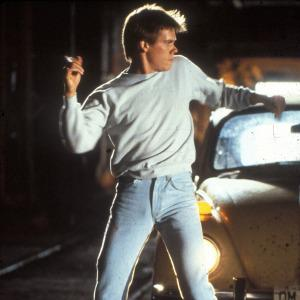Kevin Bacon cuts loose, Footloose 30