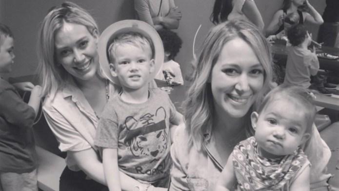 Anna Faris, Shakira, Hilary Duff and