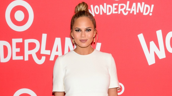 Chrissy Teigen's Sports Illustrated pic ripped