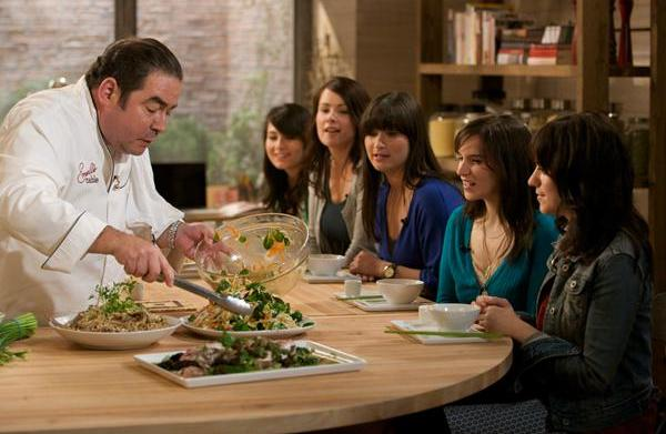 Emeril's new TV show teaches real