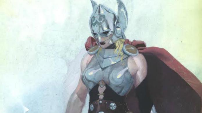 Thor is now a woman thanks