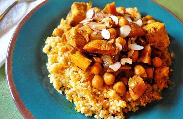 Tonight's Dinner: Moroccan chicken recipe