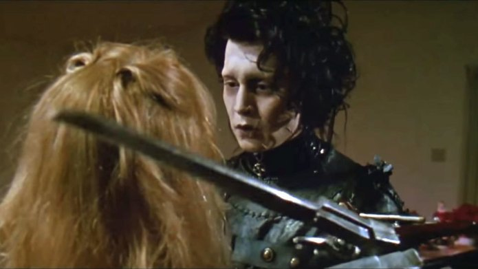 Which Edward Scissorhands character are you?