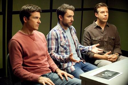 Horrible Bosses actors let it all