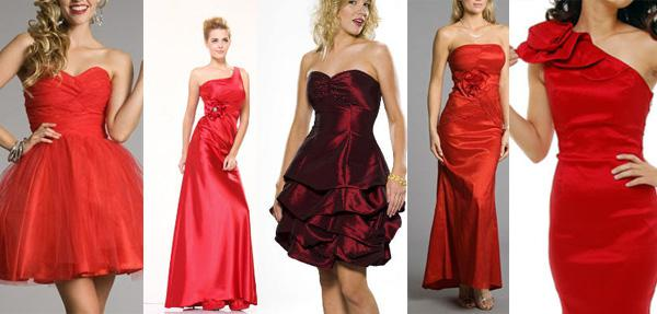 Red prom dresses under $100