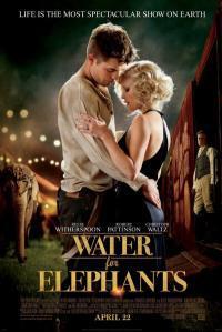 Water for Elephants: The bestseller hitting