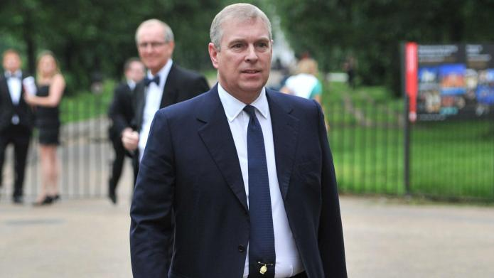 Prince Andrew addresses rumors that he
