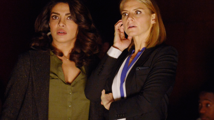 Quantico: Alex's new partnership is destined