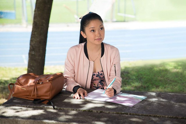 Photo of Lana Condor in 'To All the Boys I've Loved Before'