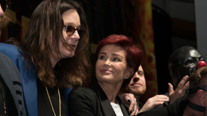 Sharon Osbourne Shares a Sweet Photo