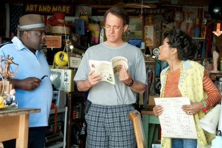 Cedric the Entertainer, Tom Hanks and Taraji P. Henson