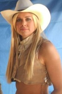 Laura Bell Bundy in Giddy on Up