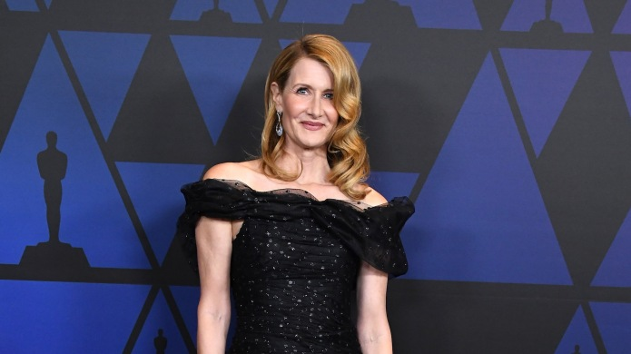 Laura Dern attends the Academy of