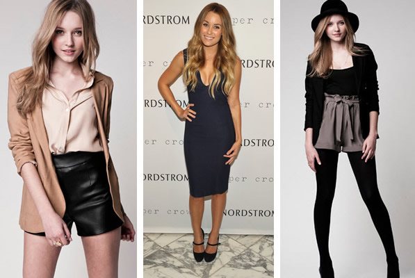 20af98e1b31 Lauren Conrad helps you take your look from summer to fall – SheKnows