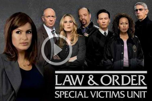 Law & Order: SVU on Netflix