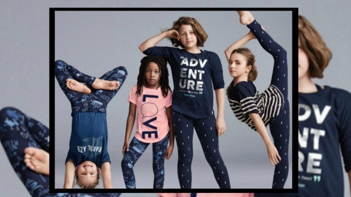 Gap apologized for this racist ad,
