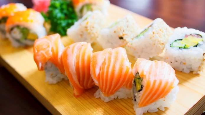 Man Who Eats Raw Salmon Daily