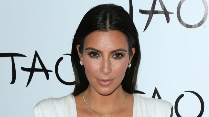 Kim Kardashian spills the secret behind