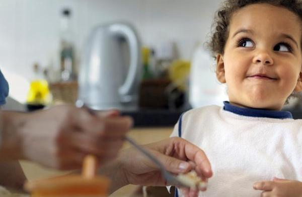 How to teach your toddler table