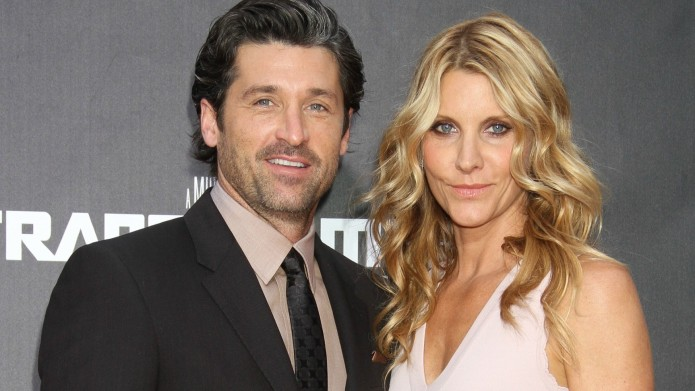 Come on, Jill and Patrick Dempsey,