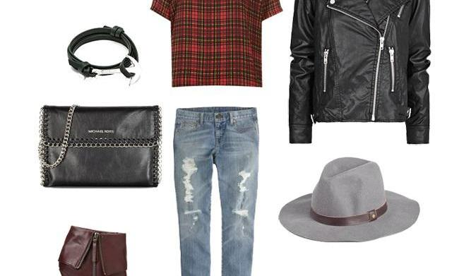 5 Ways to wear plaid this