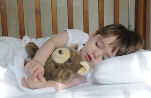 Preschooler sleep problems solved
