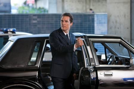 Matthew McConaughey dishes The Lincoln Lawyer