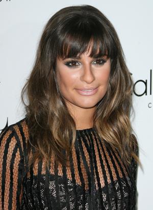 Lea Michele jokes about pregnancy rumors