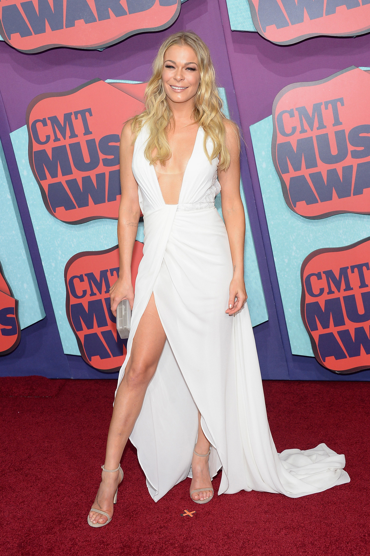 LeAnn Rimesat the the 2014 CMT Music Awards