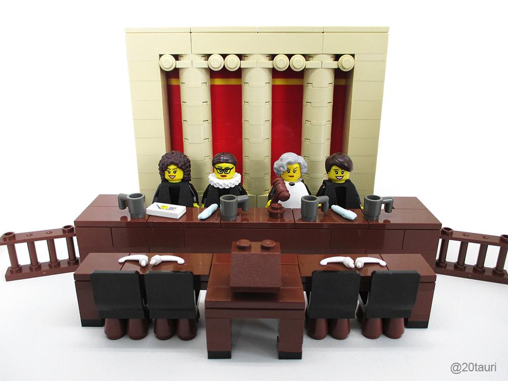 Legal Justice League