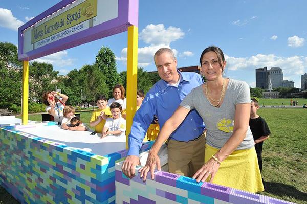 Lego lemonade stand | Sheknows.com