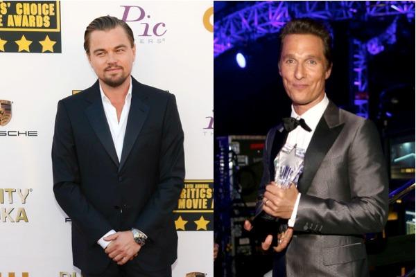 Leo and Matt