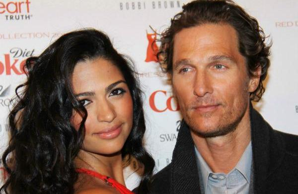 Matthew McConaughey married: Super sexy celebs