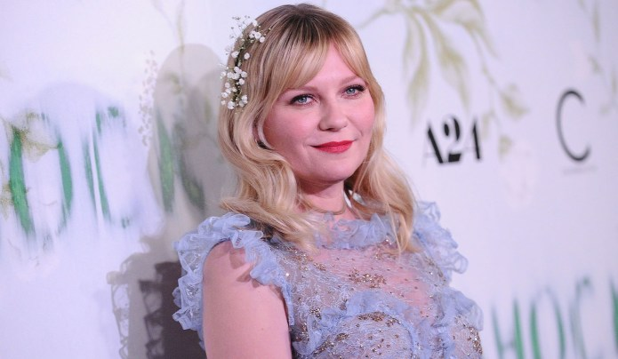 Kirsten Dunst Confirms Pregnancy With Stunning