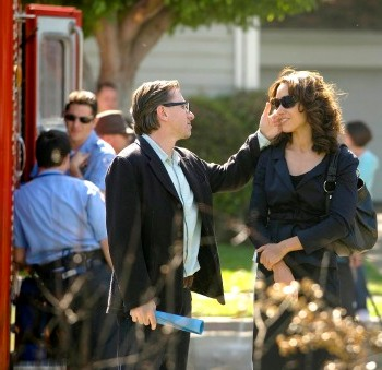 Jennifer Beals guest stars on Lie to Me with Tim Roth