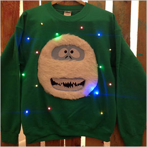Light-up Christmas sweater   Sheknows.ca