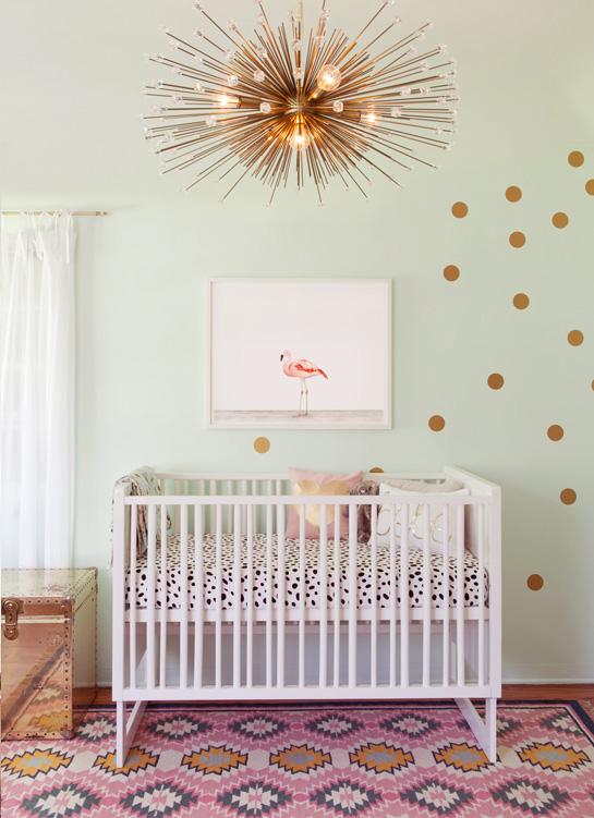 baby room lighting