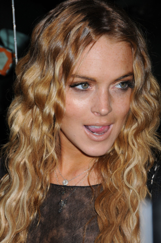 Lindsay Lohan is dealing with a break up