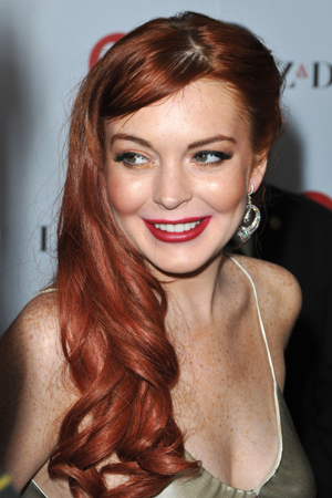 Lindsay Lohan is obsessed with Max George