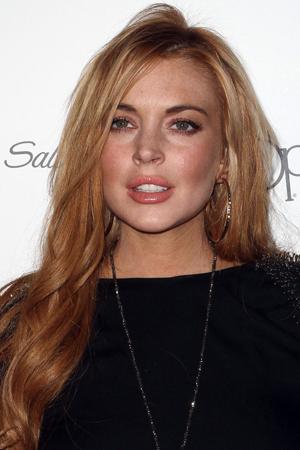 Lindsay Lohan found unconscious