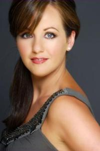 Lisa Kelly of Celtic Woman