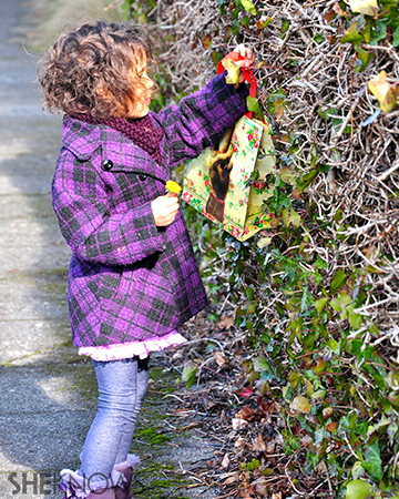 Young girl on a nature walk   Sheknows.com