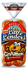 Lender's 100 Calorie Bagels