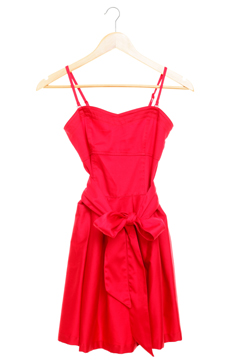 eb42a2ccb7 5 Little red dresses for Valentine s Day – SheKnows