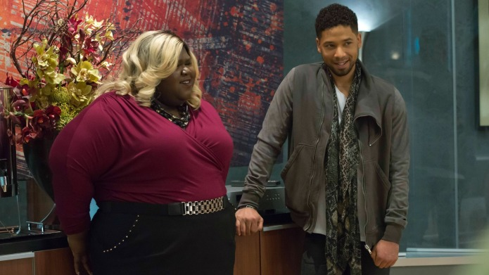 Empire's Jussie Smollett says he wasn't