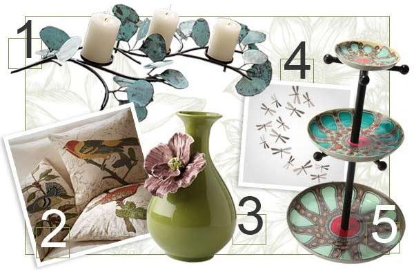 10 Spring-inspired home accents