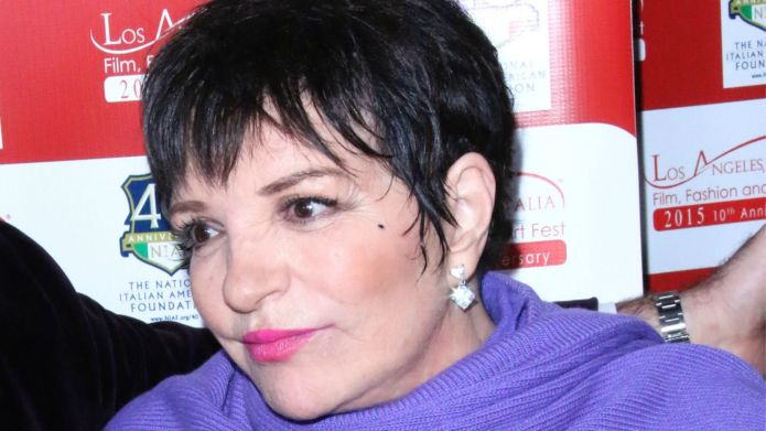 Liza Minnelli back in rehab after