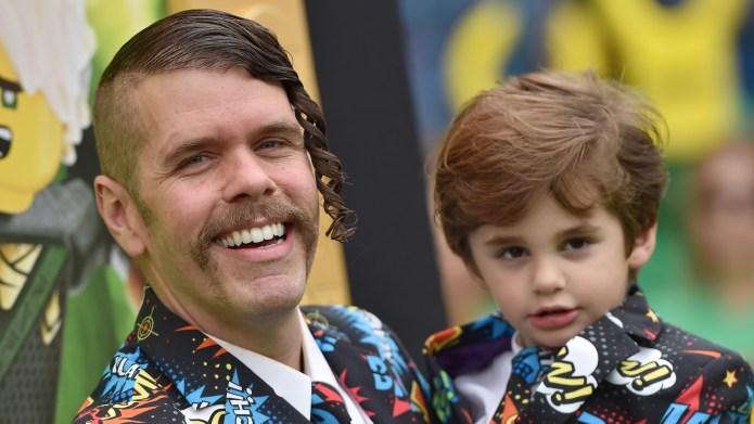 Perez Hilton Welcomes 3rd Child Via
