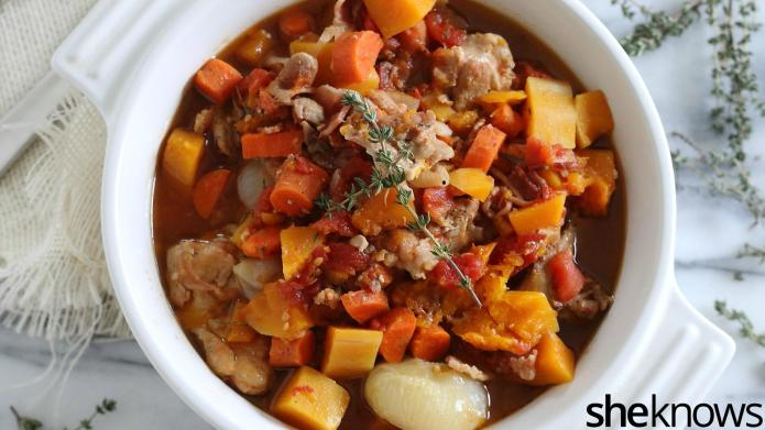 One-Pot Wonder: Hearty beer-infused chicken stew